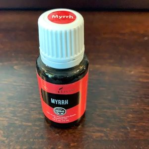 New Unopened Young Living Myrrh Essential Oil